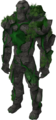 Emerald golem outfit equipped.png