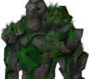 Emerald golem outfit