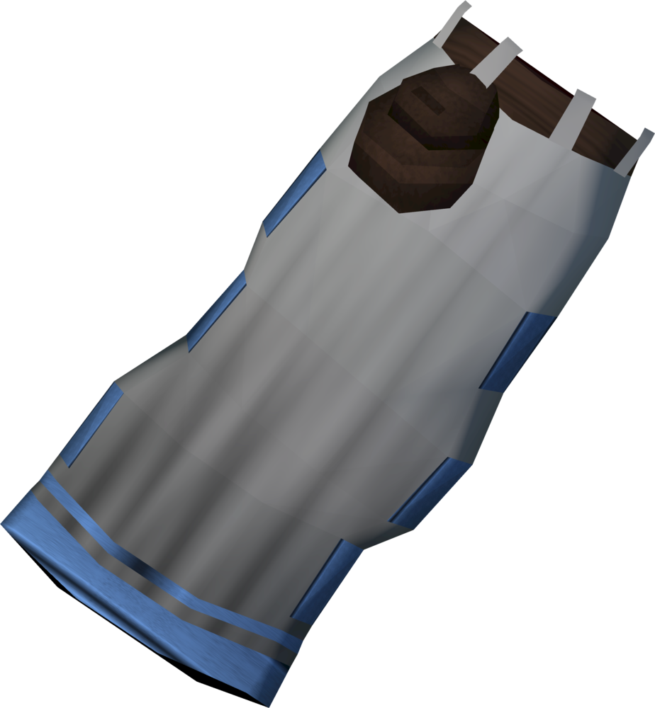 Hallowed robe skirt detail