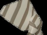 Pirate bandana (white)