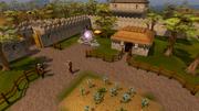 Yanille house portal