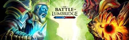 Battle of Lumbridge Week 3 banner