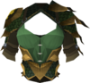 Blessed dragonhide body (Bandos) detail