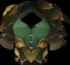 Blessed dragonhide body (Bandos) detail