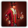 Cabaret outfit icon (male)