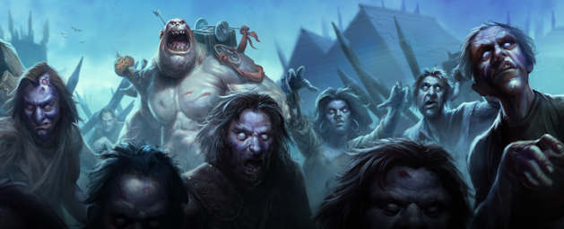 Dimension of the Damned update post header