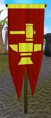 Dwarven standard (Hemenster)