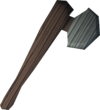 Hatchet (class 2) detail