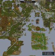 Mega Duck route