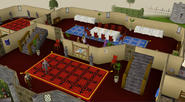 Ratcatchers Mansion interior