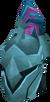 Rune helm (h2) detail
