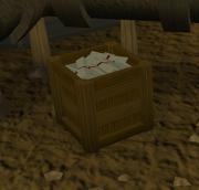 Scroll crate