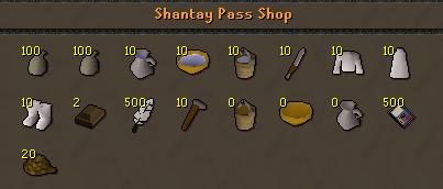 Shantay Pass Shop