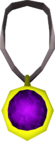 Amuleto da glória detalhe