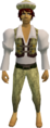 Audience costume (male, yellow) equipped.png