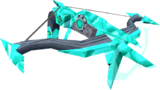 Augmented off-hand ascension crossbow detail