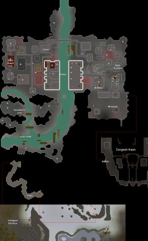 Keldagrim mapa