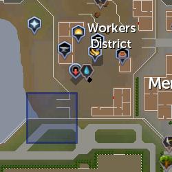 Menaphite military recruiter location