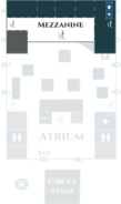RuneFest 2017 Floor Plan - First Floor