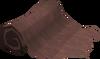 Runic cloth detail