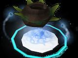 Divine deadfall trap