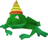 Frog Herald Body