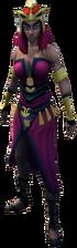 Lady Keli (unhooded)
