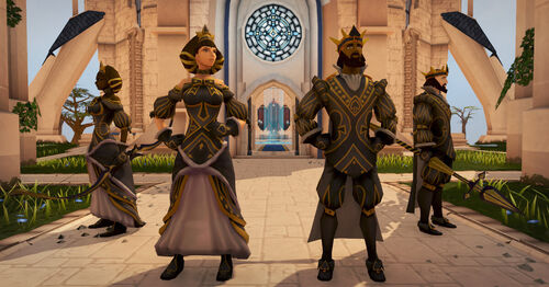 Spades outfits news image