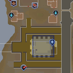 Sumo Sacerdote de Sophanem mapa