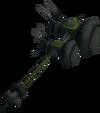 Torag's hammer detail