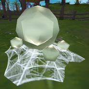 Araxyte spider egg (NPC)