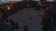 Black Knights' Fortress torture room