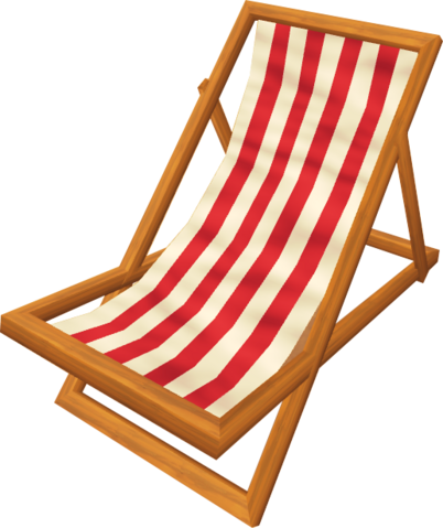 File:Deck chair (red).png