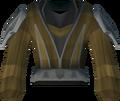 Duskweed robe top detail