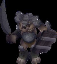 Dwarf Bone