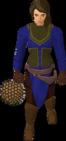 Gnomeball equipped