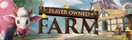 Player Owned Farm lobby banner