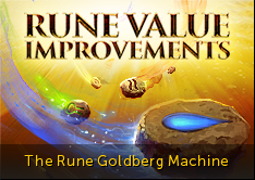 Rune Value Improvements lobby banner