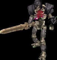 Skeletal brawler