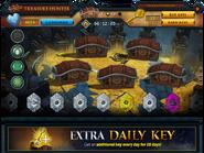 Treasure Hunter Bonus Boosters