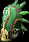 Achto Primeval Mask detail