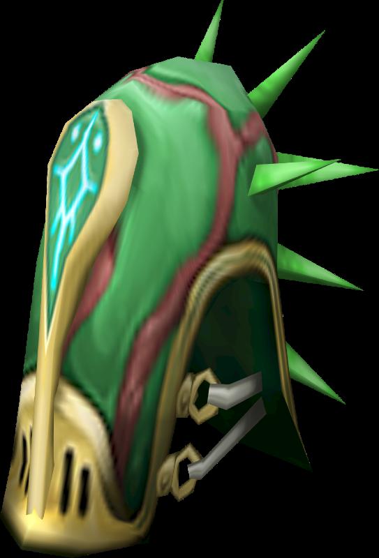 Achto Primeval Mask | RuneScape Wiki | FANDOM powered by Wikia