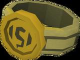 Asylum surgeon's ring