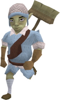 Farquie the Cleaner (wight)