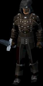 Lumbridge Thieves' Guild Fighter 2