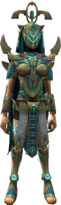 Menaphite Ancient Outfit equipped (female).png