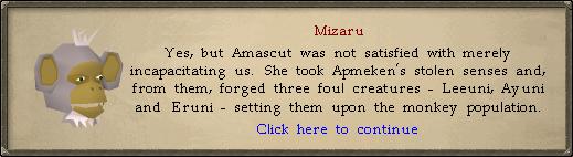 Mizaru aiškina