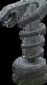 Plain Guthix statue.png