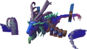 Seiryu the Azure Serpent (uncorrupted)