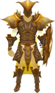Sunfury Armour (Tier 2) equipped
